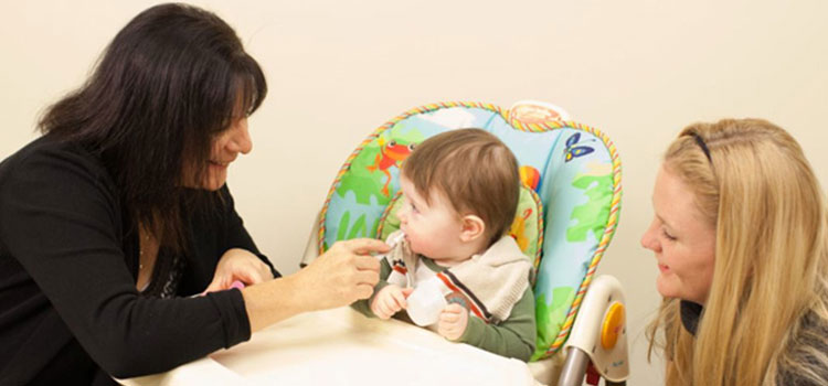 Feeding is an emotional experience shared between a mother and a child....
